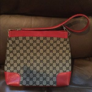 Gucci auth Vintage shoulder bag
